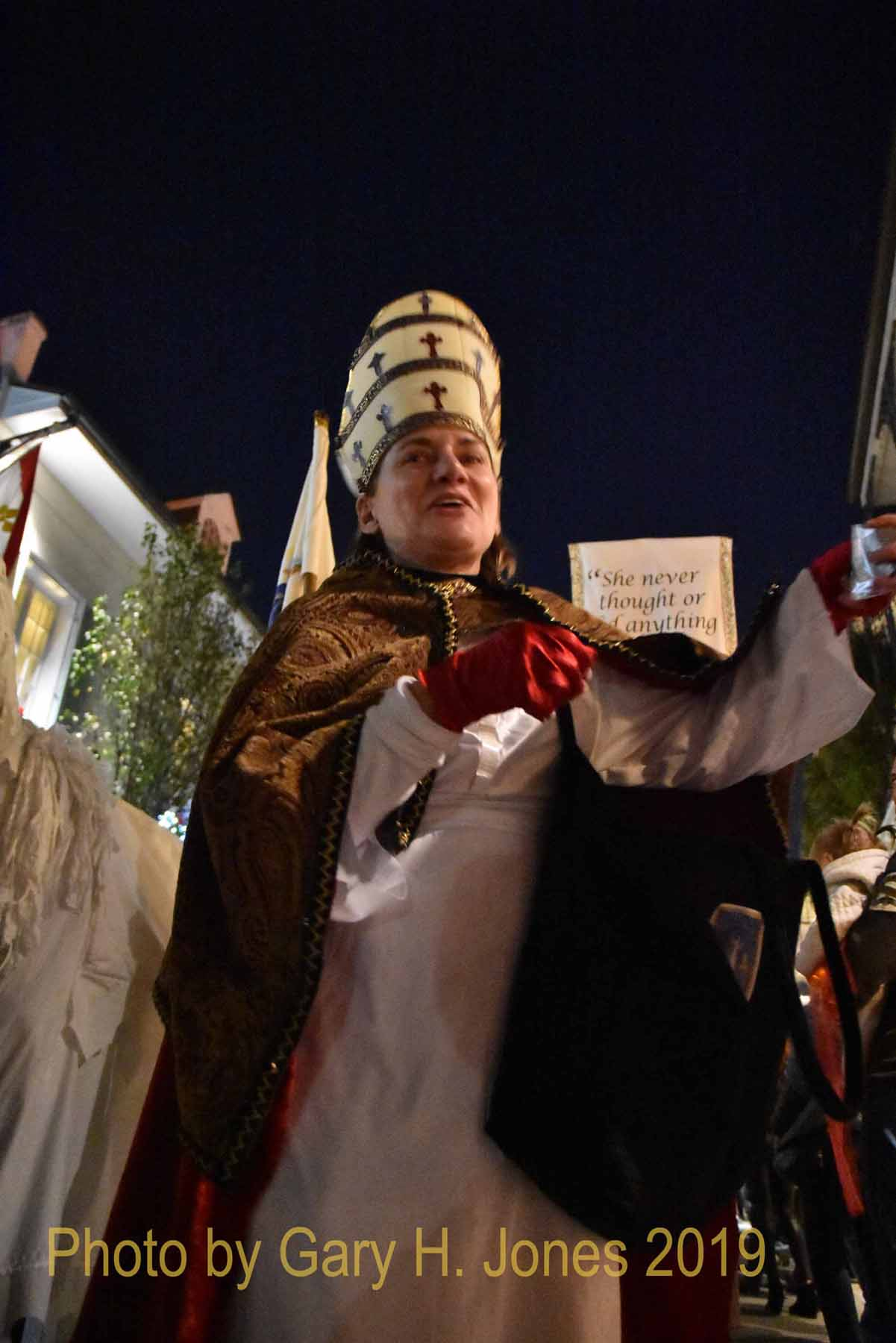NOLA Joan of Arc parade 2019