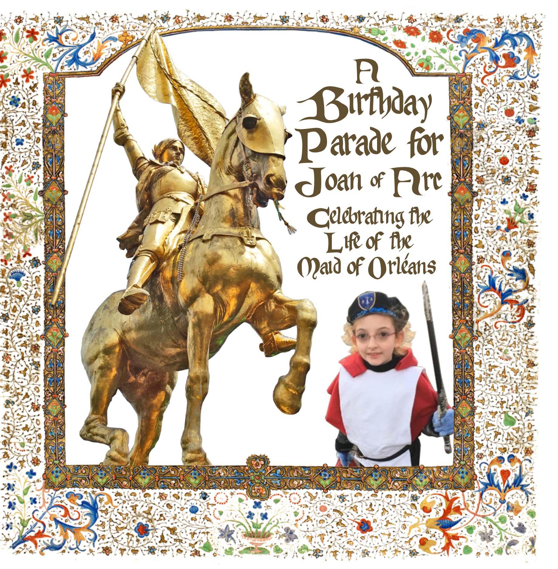 """Birthday Parade"" Children's Book 20 pk"