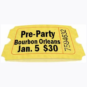 Pre-Parade Party Tickets
